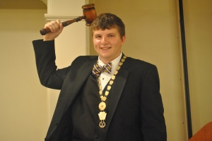 Bro. Isaac W. Holtzer, 80th State Master Councilor of PA DeMolay